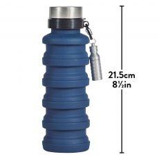 Gentlemen's Hardware Collapsible Water Bottle & Flashlight
