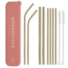 Strawsome Eco Straw Set