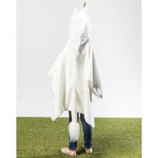 Wild & Soft White Unicorn Animal Disguise