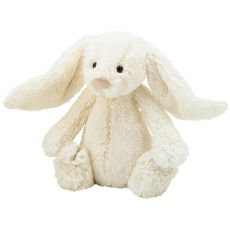 Bashful Bunny Medium - Cream