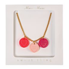 Meri Meri, Love Hearts Necklace