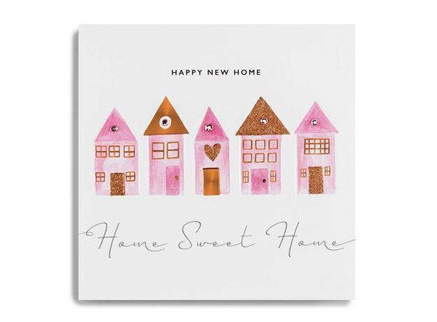 "Janie Wilson ""Home Sweet Home"" New Home Card"