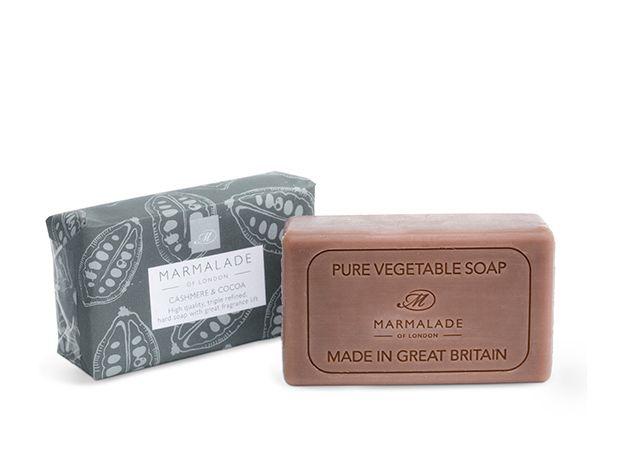 Marmalade Of London Cashmere & Cocoa Soap