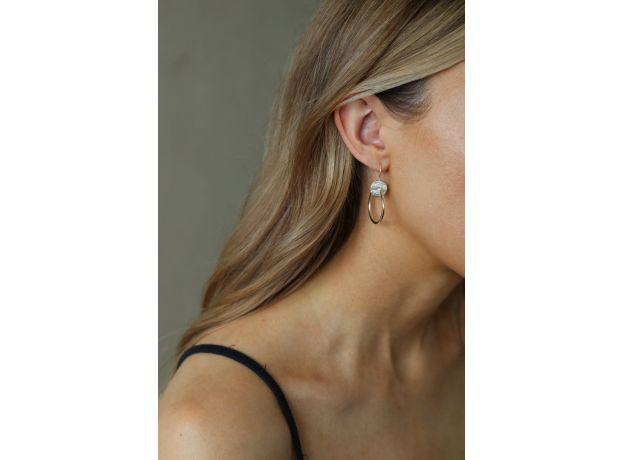 Tutti & Co Tideline Earrings