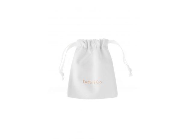 Tutti & Co Sunrise Necklace Silver