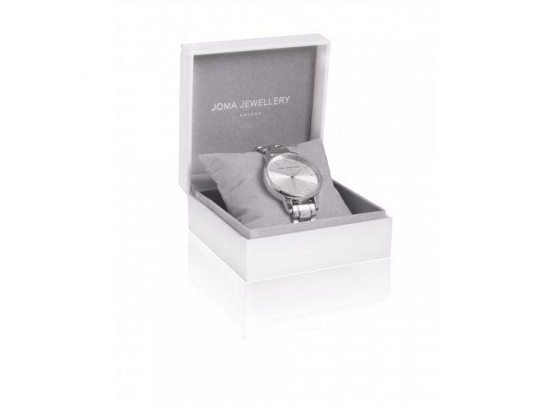 Joma Piper Silver Watch